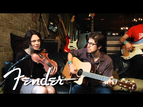 Honeyhoney Performs Dont Know How  Fender