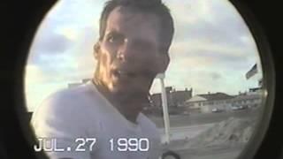 Ventnor City Beach Patrol Part 1 (7-27-90)