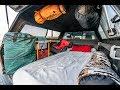 Pickup Camper Shell Setup