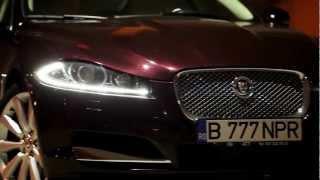 2012 New Jaguar XF facelift Review
