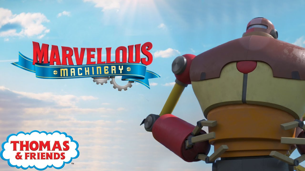 Marvelous Machinery Trailer | Thomas & Friends UK | Coming Soon