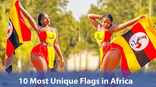 Top 10 Most Beautiful Flags in Africa