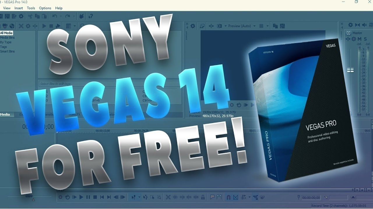 Sony vegas 15 download full | Sony Magix Vegas Pro 15 Crack