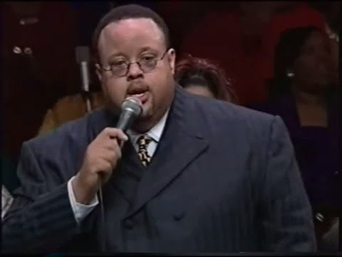 Fred Hammond and Radical For Christ - Jesus Be A Fence Around Me | Live At Azusa 3