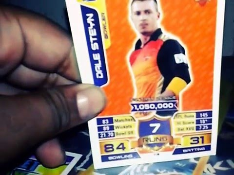 Cricket Attax Cards Games Cricket Attax 2015-16 30 Cards