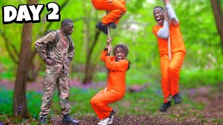 Beta Squad Vs Military Obstacle Course Challenge