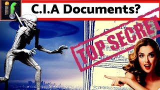 CIA secret documents released