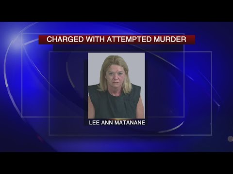 Charged with attempted murder