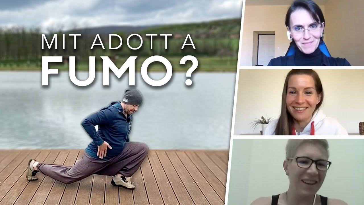 FUMO interjú - Mit adott az életedhez a FUMO? /Szandra, Olga, Erika/