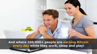 Earn Bitcoin Daily Cryptocurrency Opportunity