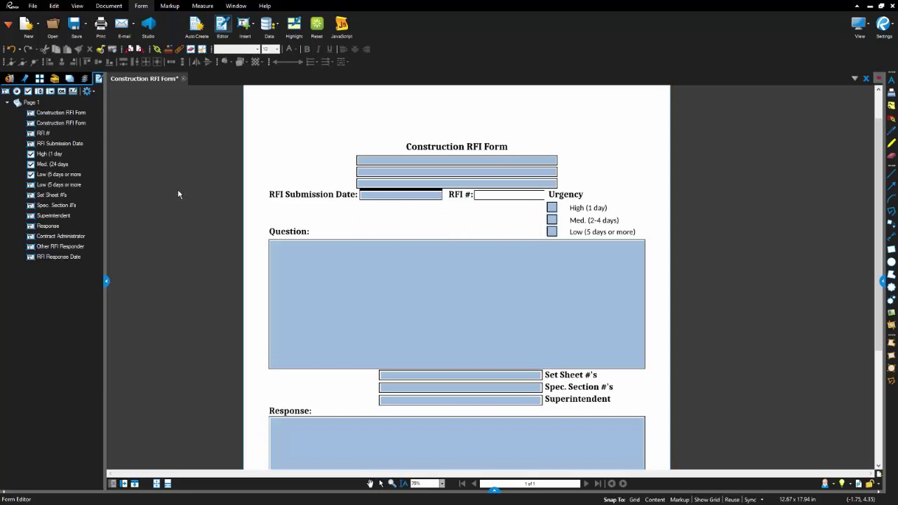 What's New in Bluebeam Revu 2017 - CADD Microsystems
