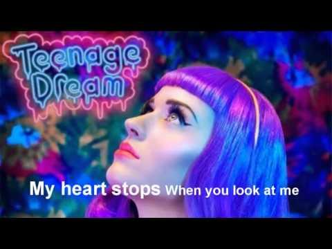 Teenage Dream - Katy Perry [Man - Karaoke]
