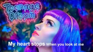 Teenage Dream - Katy Perry [Man - Karaoke]
