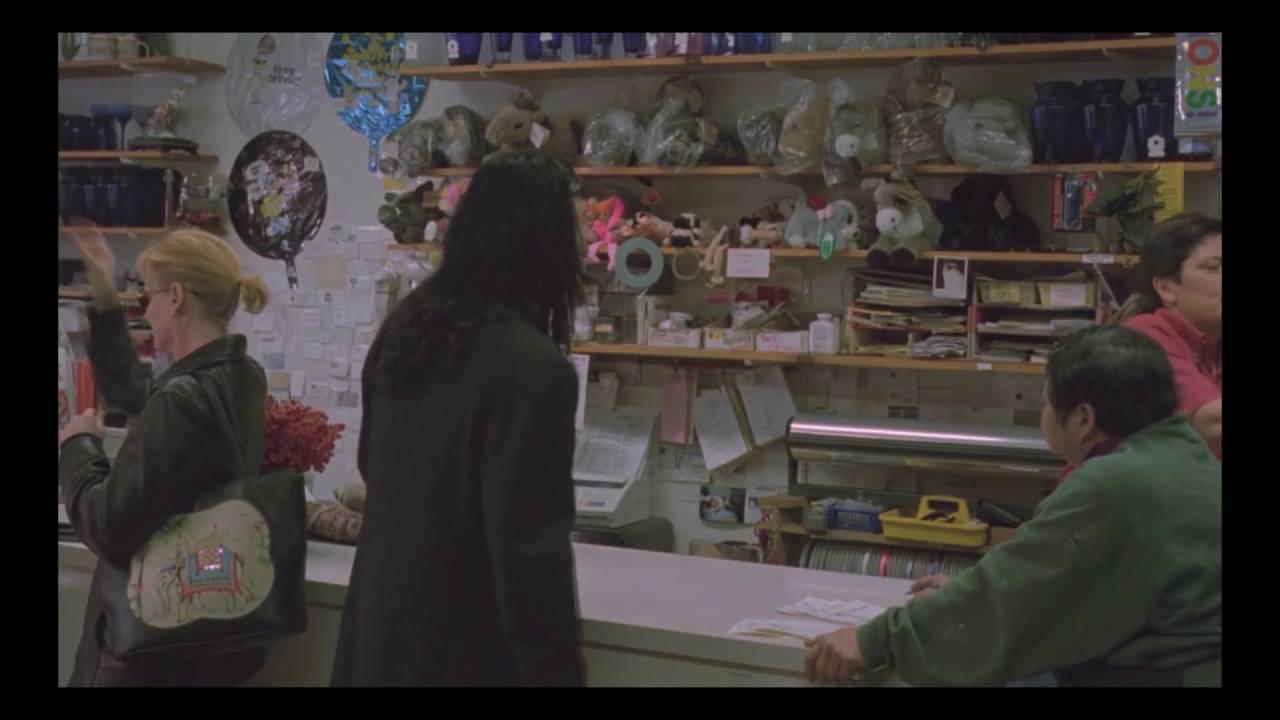 The Room Flower Shop Scene