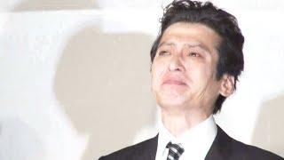 前妻の女優・喜多嶋舞(41)との間の長男(16)が実子ではないと報じら...