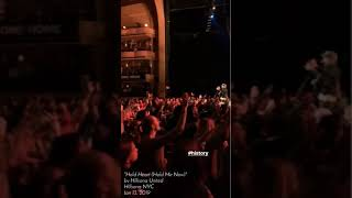 Hillsong NYC: Whole Heart (Hold Me Now)