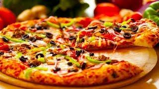طرز تهیه پیتزای آسان و سریع