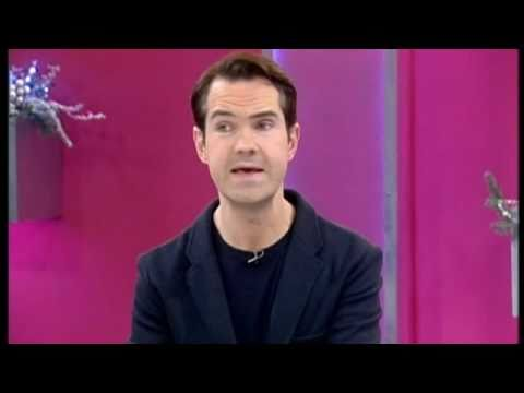 Jimmy Carr interview on Loose Women - 20th December 2010
