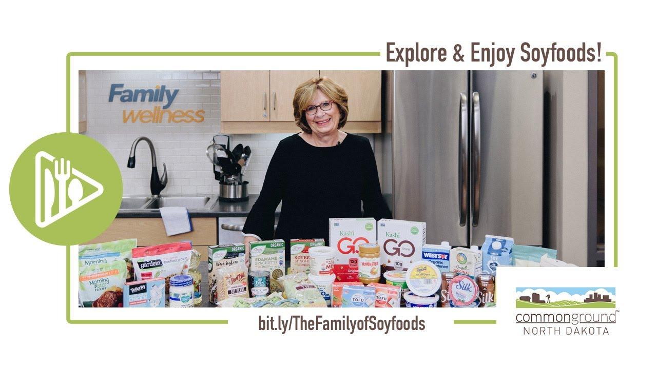 Explore & Enjoy Soyfoods | The Family of Soyfoods