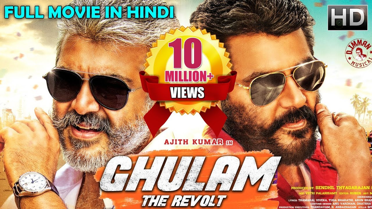Ghulam The Revolt 2018 Latest South Indian Full Hindi -1069