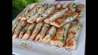 Kahvaltılık Krep Börek l Mutfağımdan Tadlar l Nefis Tarifler