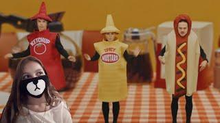 Реакция Shaikis на клип Little Big - Tacos. После клипа сразу захотелось кушать!!!