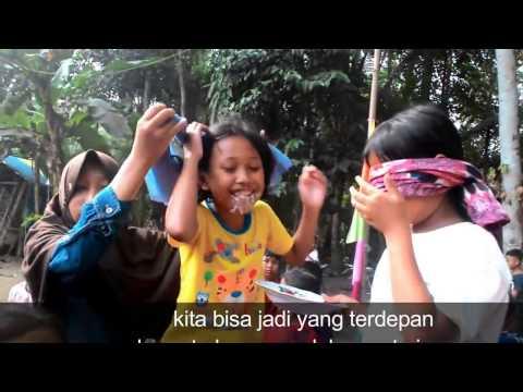 kita bisa ( WAE WA E O ) FLS2N 2017 karaoke +Lirik no vocal suara jernih by Anak Xramotax #combrose