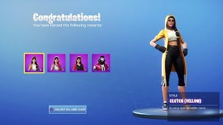 How to get CLUTCH + GRIND skin FREE by using this Fortnite Season 9 Glitch (Unlock All Skin Styles)