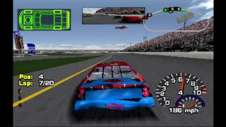 NASCAR Thunder 2003 [PS1] - Race 1/41 - Daytona 500