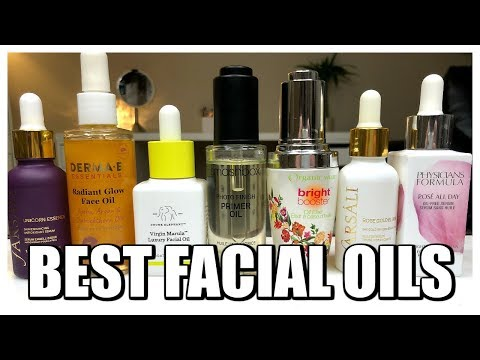 Facial Oils | What You're NOT Using That You Should Be