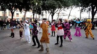 GBS - Cha Cha Loco Loco - Carnevale Oste 13/02/2010.MOV