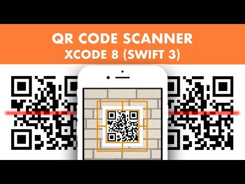 How To Create A QR Code Scanner/Reader In Xcode 8 (Swift 3