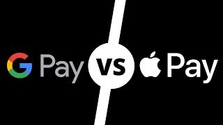GOOGLE PAY vs APPLE PAY