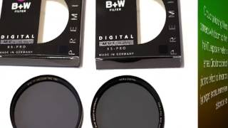 b w 67mm xs pro kaesemann circular polarizer with multi resistant nano coating