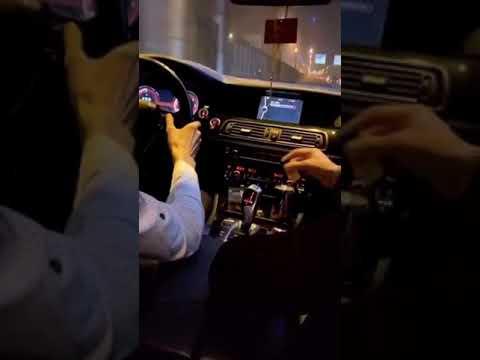 Arka Koltuk Snap / BMW Arka Koltuk Gece Snap / Gece Araba Snapleri / Araba Snap Gece / BMW STORY