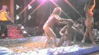 Female Mud Wrestling - Sheri VS. Leslie