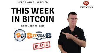 This week in Bitcoin - Dec 16th, 2019