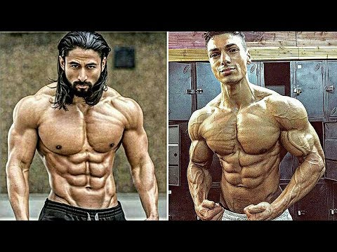 the most incredible aesthetic physiques in the world 2017