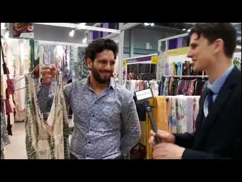 Handcrafted products at India Pavilion - Global Sources Fashion