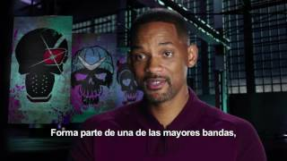 Escuadrón Suicida - Entrevista a Will Smith HD