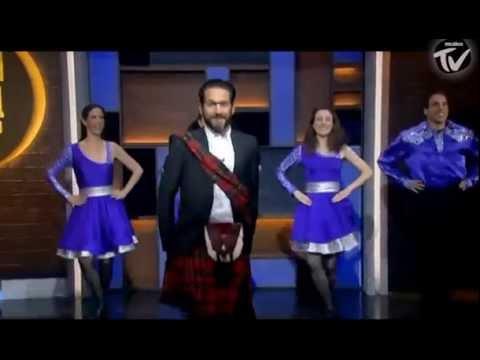 היום בלילה עם גורי אלפי מארח את Mystery of the Dance - ערוץ 2 - ריקוד אירי