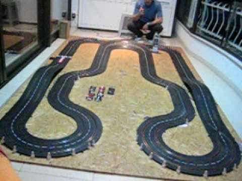 Carrera Slot Car Set – Expanded Checkered Flag Challenge race set