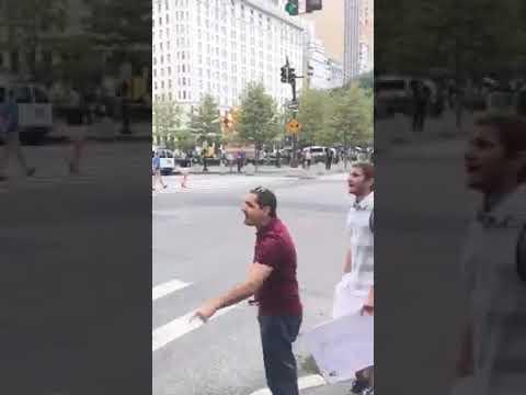 """Ministro de Temer é hostilizado em Nova York: """"canalha, golpista, ladrão do povo brasileiro"""""""
