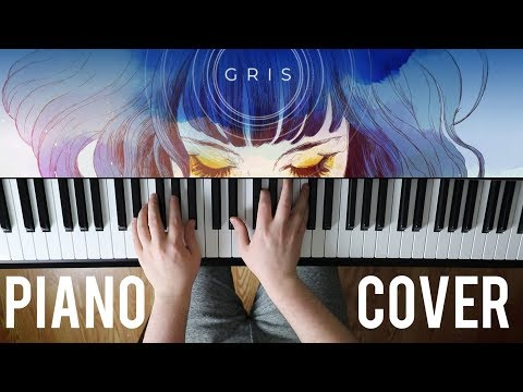 ♪ Gris Main Theme - Piano Cover (with Sheet Music) ♫
