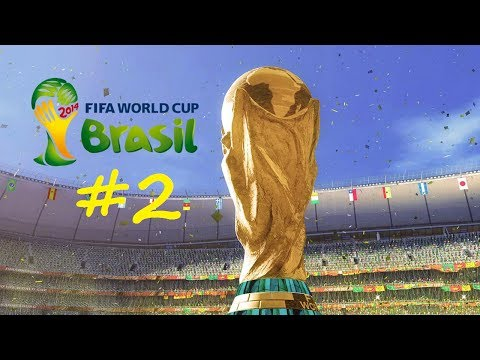 Fifa 2014 World Cup Game - Part 2 - Last Friendly