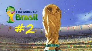 Video Fifa 2014 World Cup Game - Part 2 - Last Friendly download MP3, 3GP, MP4, WEBM, AVI, FLV Desember 2017