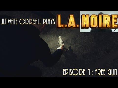 First Play L.A. Noire Episode 1: Free Gun