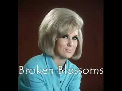 Dusty Springfield-Broken Blossoms (with lyrics)