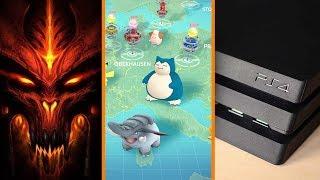 New Diablo Project Confirmed + Pokemon Go Owes You Money? + PS4