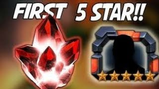 First 5-Star Crystal Opening Marvel Contest of Champions